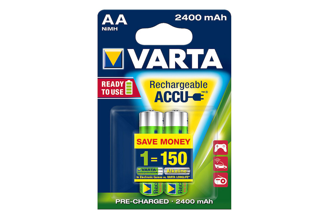 Image of VARTA Power Akku R2U, AA, 2 Stk.
