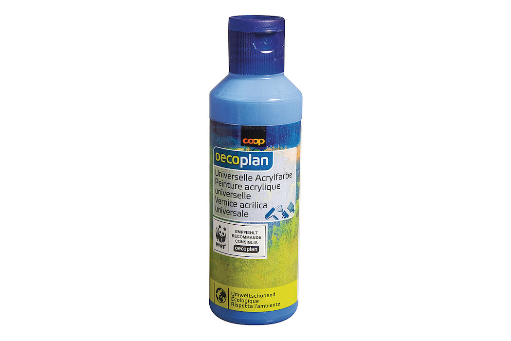 Oecoplan Bastelfarbe 80ml royalblau