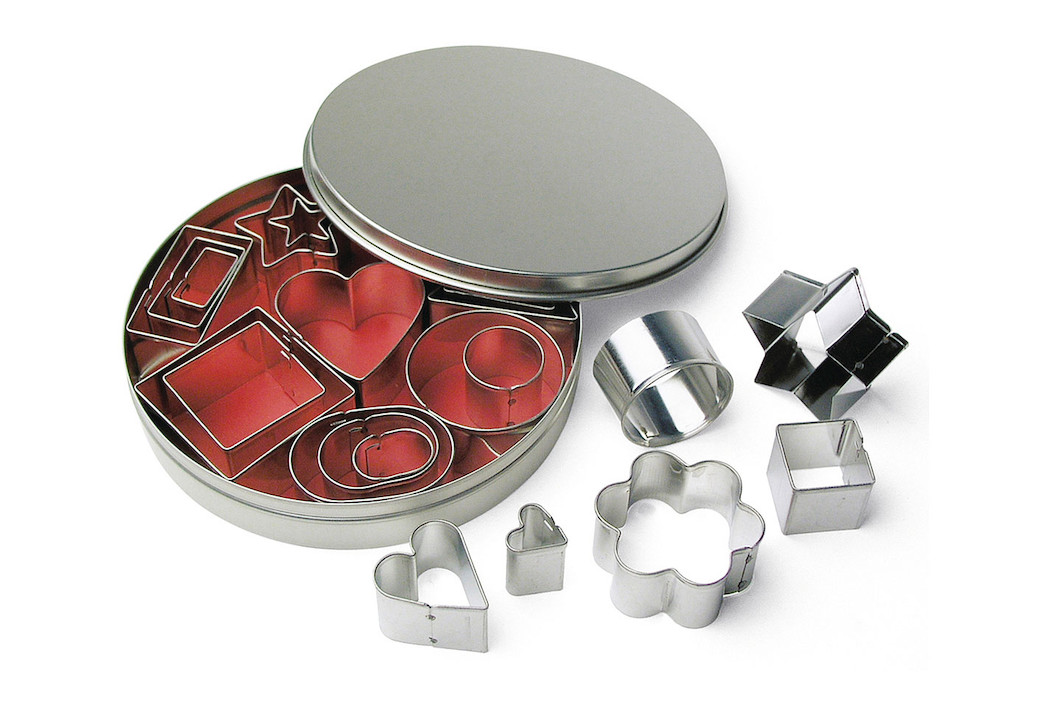 Metall-Ausstecherformen-Set