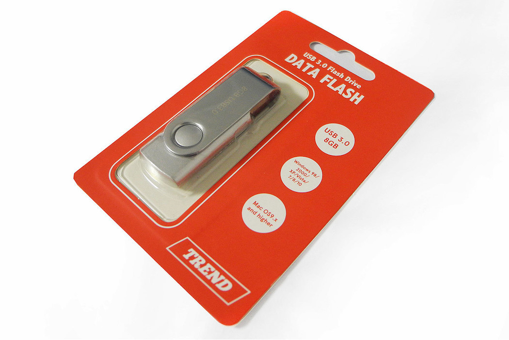 Trend USB-Stick 8 GB