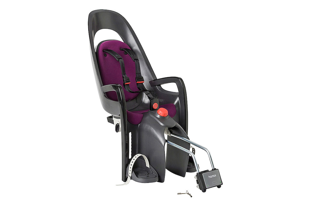 Image of Hamax Kindersitz Caress violett