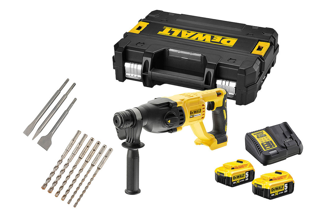 Image of DeWalt SDS-Plus Akku-Kombihammer 26mm