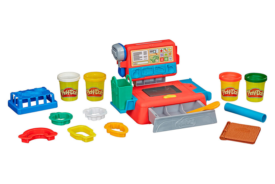 Play-Doh Supermarkt- Kasse
