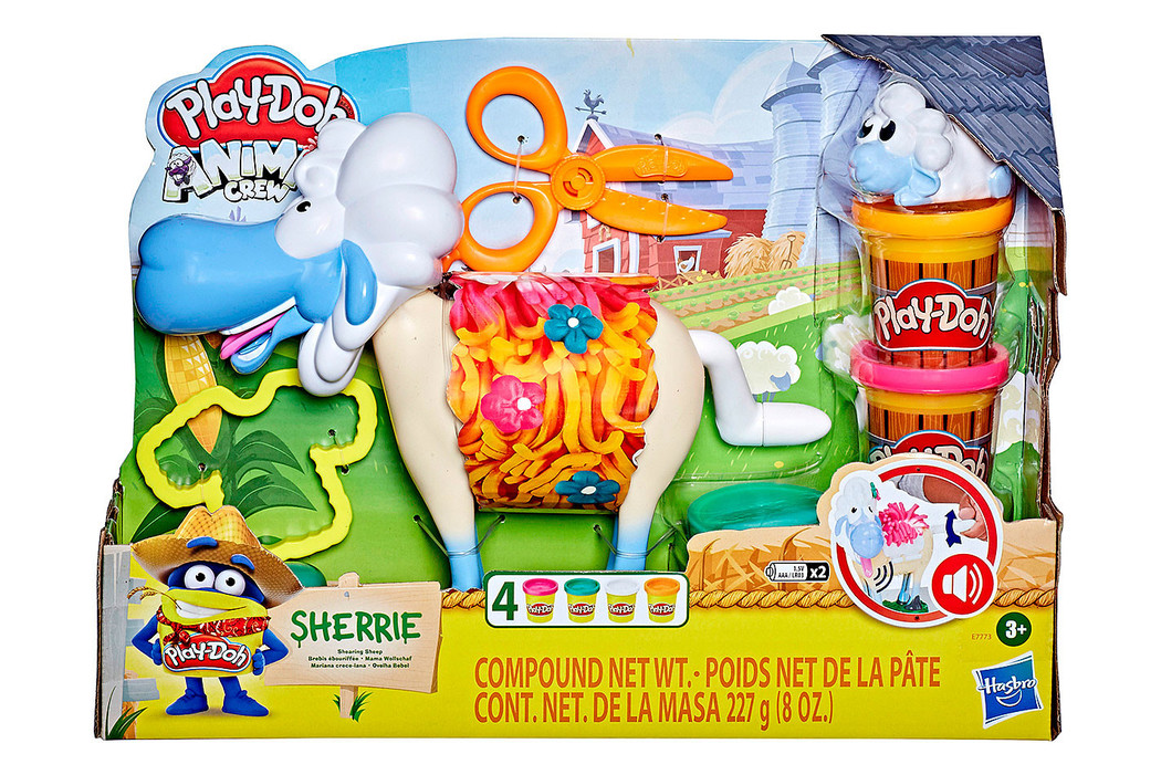 Play-Doh Animal Crew Sherrie Mama
